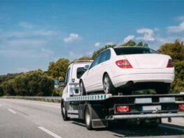 Long Distance Towing Maple Heights